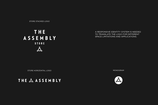 Logo versions and identity design by Bravo, a Singapore based studio.