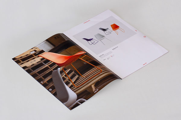 Print and graphic design by studio Los Caballos.