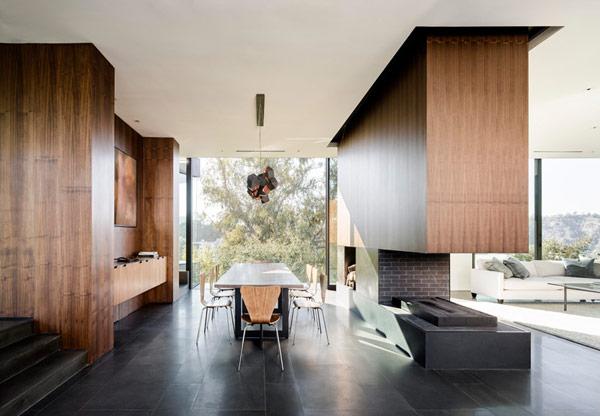 Beverly Hills House By Walker Workshop
