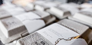 Cacao Barry - chocolate packaging design concept by Zoo Studio.