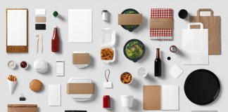 Fast food archives we and the color for Food bar mockup