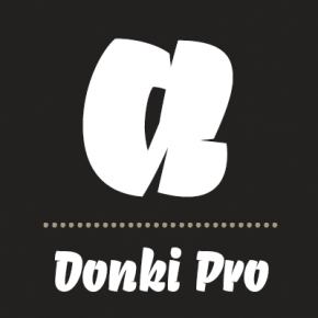 Donki Pro Font Family