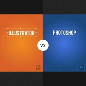 Adobe Illustrator Vs Photoshop