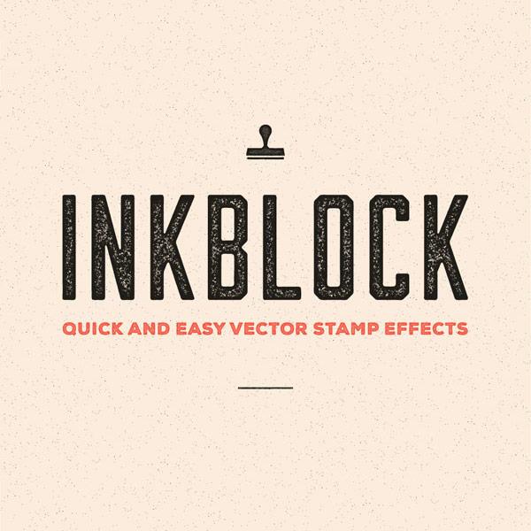 Inkblock – Adobe Illustrator Actions