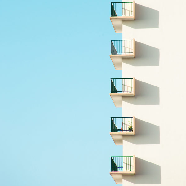 Urban photography by matthieu venot for Minimal art images