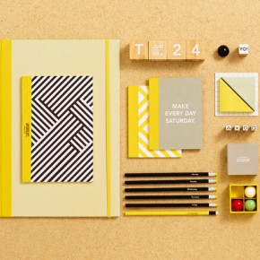Kate Spade Saturday Packaging & Product Design
