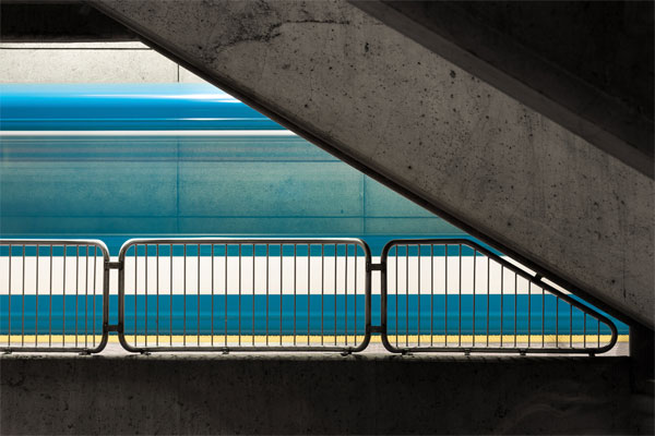 The Montreal Metro Project.