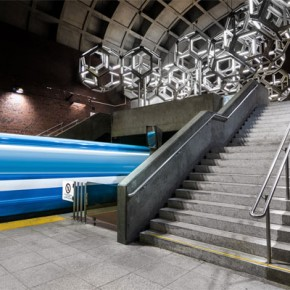 Montreal Metro Project by Christopher Forsyth