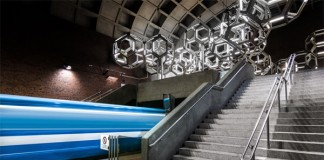The overlooked architecture and design of Montreal's metro system.