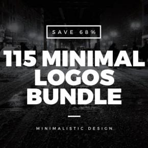 115 Minimal Logos for Download