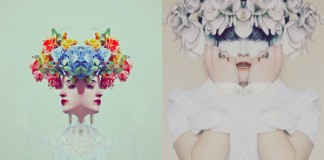 Dualism photo series by Anne-Laure Etienne of Unspoken Image.