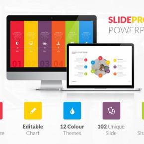 Slide Pro Powerpoint Presentation Template