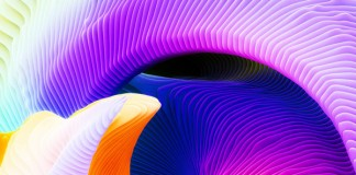 Spirals - Experiments in color, rhythm, and repetition.