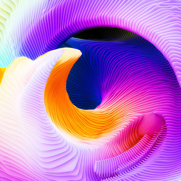 Spirals – Experiments in Color, Rhythm, and Repetition