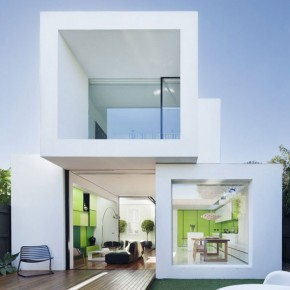 Shakin Stevens House by Matt Gibson Architecture in Melbourne, Australia