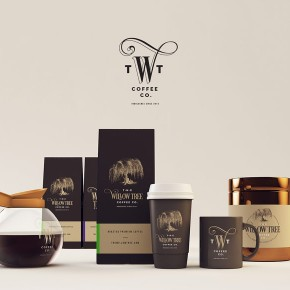 The Willow Tree Coffee CO. - Branding by Isabela Rodrigues