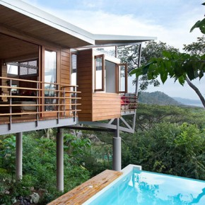 Holiday House in the Jungle of Costa Rica