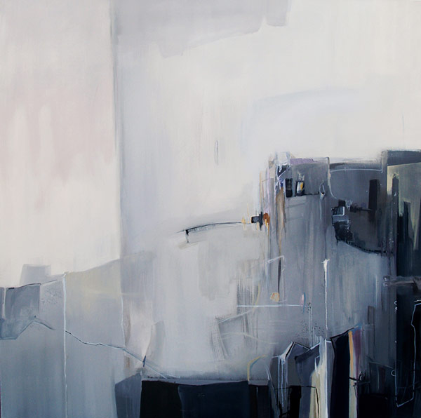 Abstract Paintings by Joanna Pieczyńska