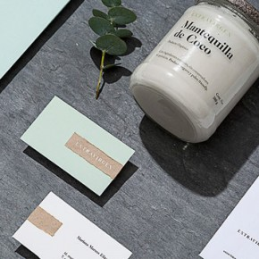 Extravirgen Branding by Studio Futura