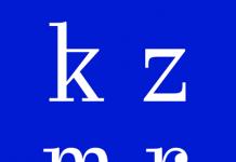 Kazimir font family