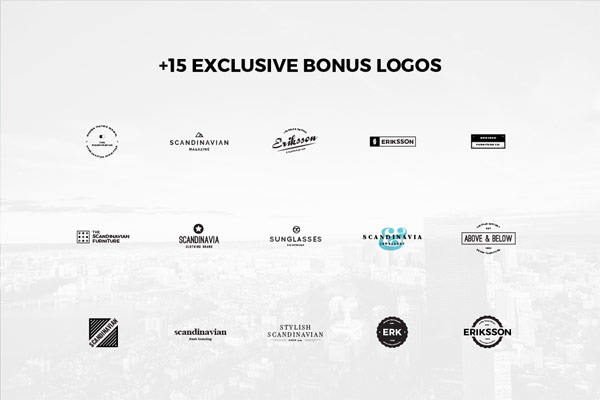 115 Minimal Logos For Download