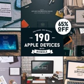 190 Apple Devices Bundle - 65% Off