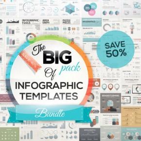 Infographic Template Mega Bundle