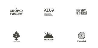 Logos from 2007 - 2014 created by Polish freelance graphic designer Łukasz Kowalik aka Beetroot Graphics.