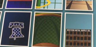 Minimalist MLB Ballparks