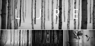 "Some visuals from the short film ""Lure"", which was directed for fashion designer Ioana Ciolacu."