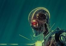 Terminator Genisys - Poster by Cristian de la Fuente.