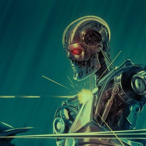 Terminator Genisys - Illustration by Cristian de la Fuente