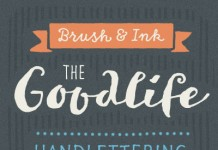The Goodlife type family from HVD Fonts.
