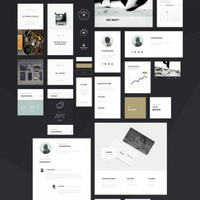 Free UI KIT for Personal and Commercial Use