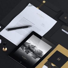 Montreux Brand Study by Alexandre Pietra and David Massara