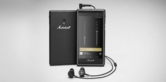 Marshall London Smartphone.