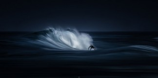 Modern Surf - Artistic surf photography by Toby Harriman.