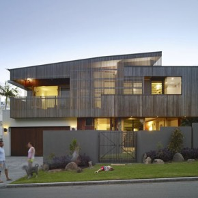 Sunshine Beach House in Queensland, Australia