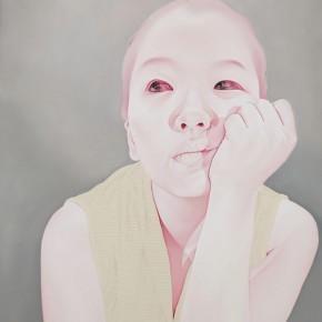 Artist Sungsoo Kim - Melancholy Portraits