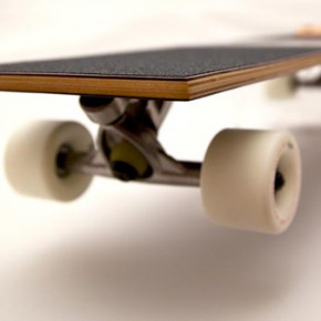 Emil Boards - Square Skateboards in a Custom Design