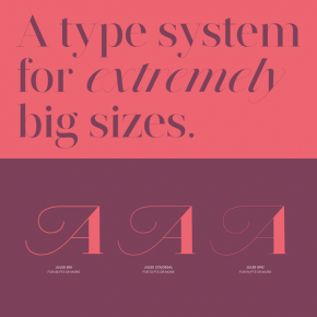 Jules Font Family from DSType Foundry