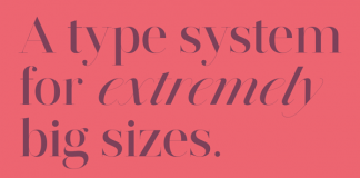 Jules is an elegant type system for extremely big sizes.