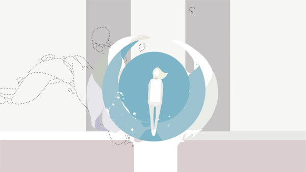 Fantastic animations and illustrations, which are in a permanent transformation.