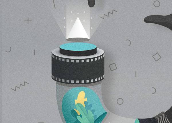 30th Cinema Jove Film Fest – 2015 Campaign by Casmic Lab