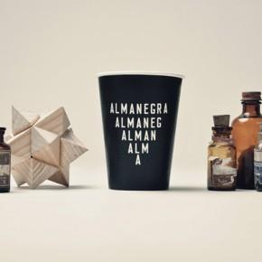 Almanegra - Coffee Bar Branding by Estudio Yeyé