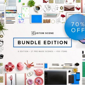 Custom Scene Creator - Bundle Edition