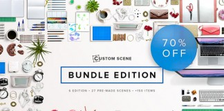 Custom Scene Creator - Bundle Edition.