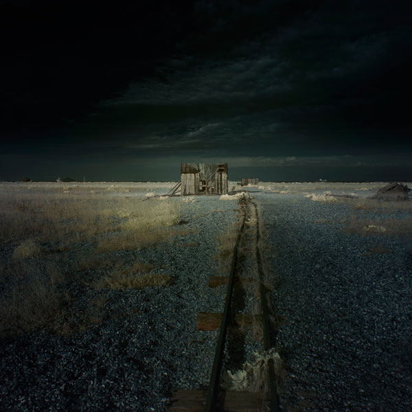Dungeness, England - Image taken by photographer Andy Lee.