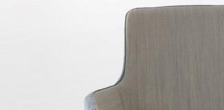 EGO, an asymmetrical armchair from Alegre Design.