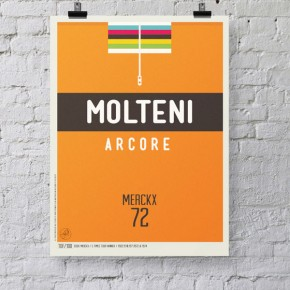Tour de France - Iconic Cycling Jerseys